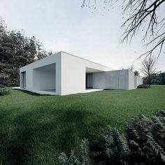 Ultra Minimal and Clean House CZ House