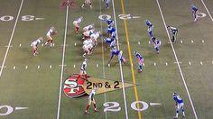 Carlos Hyde gimps after each run but still runs hard like a beast! #CarlosHyde @el_guapo1 #49ers #NFL