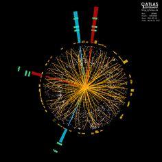 Bóson de Higgs: divulgada foto mais nítida da partícula