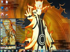 free download anime themes for windows 7