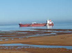 Iron Ore carrier Port Hedland Western Australia