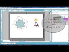 Print and Cut para iniciante - V3