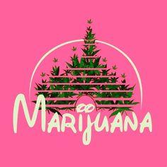 Marijuana - Disney by fandomizedrose Marijuana Art, Medical Marijuana, Marijuana Leaves, Rauch Fotografie, Stoner Art, Trippy Wallpaper, Weed Art, Weed Humor, Stoner Girl