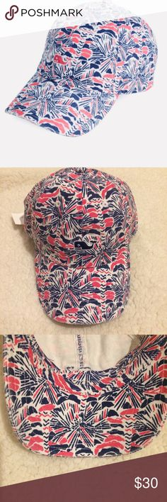 NWT Girls Vineyard Vines Baseball Hat Palm Ocean NWT Girls Vineyard Vines Palm Gingham Baseball Hat in Royal Ocean.  I also have matching Women hats for sale!  One Size.  Please see my other listings to bundle and save.    ⭐️I am a Posh Ambassador⭐️.  You are guaranteed a good experience based on my customer feedback, authentic and awesome items, and fast shipping.  Thank you for looking! Vineyard Vines Accessories Hats