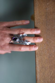 Lichen Ring:  Rolling Stone by The Noisy Plume, via Flickr
