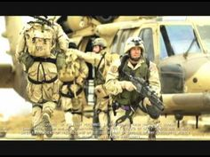 """""""Bow to Nobody"""" a pro-Romney ad by the Navy Seals"""