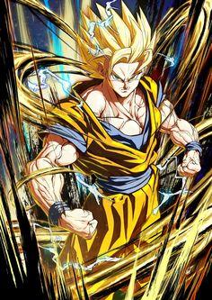 Goku SSaiyanjin2