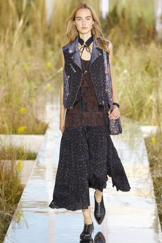 Coach 1941 Spring 2016 Ready-to-Wear Fashion Show