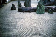 枯山水(karesansui)