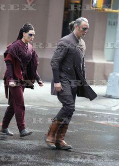 'Doctor Extraño': Primeras imágenes de Mads Mikkelsen como el villano de la película - Noticias de cine - SensaCine.com