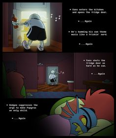 Image result for undyne opening door