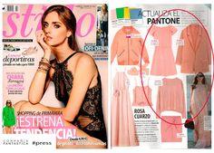 Revista Stilo. Febrero 2016.