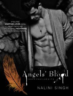 Angels Blood - Nalini Singh Nalini Singh, Angels Blood, Christine Feehan, Dangerous Woman, Book Images, Archangel, Fantasy Books, Book Fandoms, Book Characters