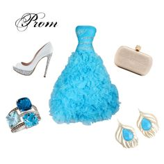 My fav color...wish i had this for my prom