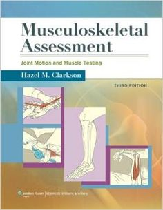 155 best college textbooks more images on pinterest college isbn 9781609138165 1609138163 musculoskeletal assessment joint motion and muscle testing musculoskeletal assesment by hazel m clarkson m fandeluxe Image collections