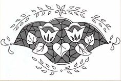 Cutwork Embroidery, Embroidery Patterns, Machine Embroidery, Cut Work, Hobbies And Crafts, Clip Art, Stitch, Floral, Cards
