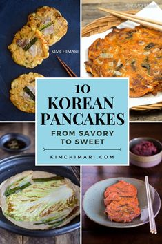 10 Best Korean Pancakes Savory and sweet Korean pancakes featuring classic Kor. 10 Best Korean Pancakes Savory and sweet Korean pancakes featuring classic Korean flavors and ingredients like kimchi, gochujang, chive, and buckwheat. Easy Korean Recipes, Indian Food Recipes, Asian Recipes, Ethnic Recipes, Korean Jeon Recipe, Easy Japanese Recipes, Korean Side Dishes, Best Side Dishes, Banchan Recipe
