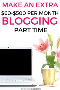 I needed to earn some extra cash so I decided to start a blog as a side hustle. Learning how to start a blog was the best financial decision I made in a long time. Within my first six months of blogging, I made $13,000 in my part time! Learn the step-by-step instructions on how to start a blog and start making money.