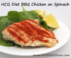 BBQ anyone???? Try this HCG recipe on phase 2 of the HCG diet and you will feel like you're cheating! http://hcgdietstore.com/
