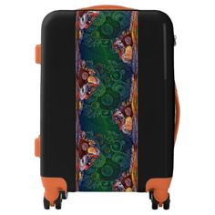 #Amanita Carry On Luggage - #luggage #suitcase #suitcases #bags #trunk #trunks