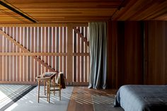 A Contemporary Cabin in the Woods – Te Arai Beach House by Fearon Hay and Sonja Hawkins Design – Issue 04 Feature – The Local Project