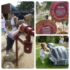 Crawl, climb & scramble into Growing Wild at the Melbourne Zoo