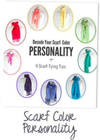 How to Wear a Scarf with Any Neckline | Scarves.net