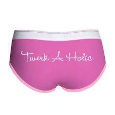 Twerk-a-holic booty shorts!!