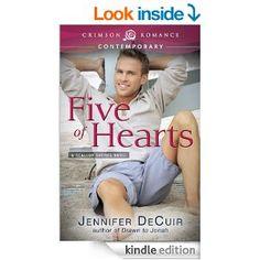 Five of Hearts: A Scallop Shores novel - Kindle edition by Jennifer DeCuir. Contemporary Romance Kindle eBooks @ Amazon.com.