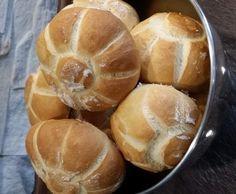 Rezept Semmeln wie vom Bäcker von Aaronberner - Rezept der Kategorie Brot &…