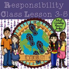 Responsible Kids are Dependable, Honest & Humble Classroom Lesson for 3-5: https://www.teacherspayteachers.com/Product/Responsible-Kids-are-Dependable-Honest-Humble-Classroom-Lesson-for-3-5-3002833