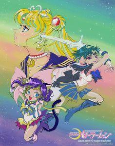 Pretty Guardian Sailor Moon by OgawaBurukku.deviantart.com