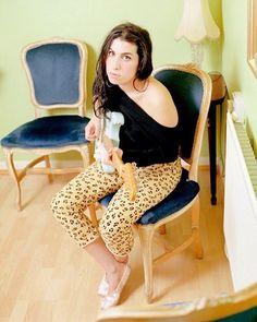 Amy at the Louisiana, Bristol, 2003