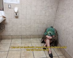 Community College Failed My First Test Went To The Restroom To Cry But Two People Were Having Desperate Sex In The Bathroom Stall