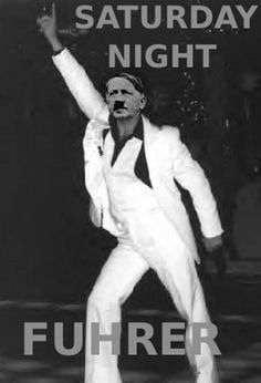 i am german but im not a nazi but hitler jokes sure can be funny XD. Hitler Jokes, Victor Hugo, Satire, You Funny, Hilarious, Funny Stuff, Random Stuff, Jokes, Confessions