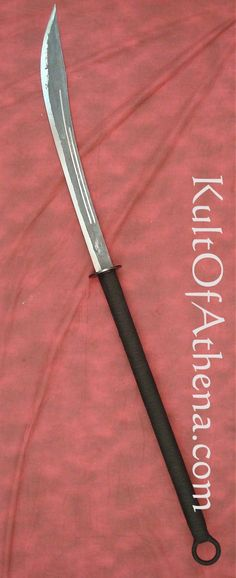 Warrior Naginata