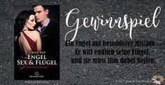 Katis-Buecherwelt: [GEWINNSPIEL] Engel, Sex & Flügel ~ Sabine Neb
