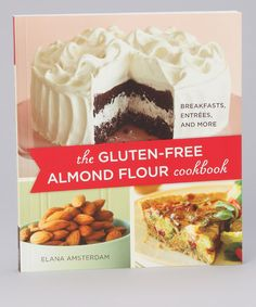 From popular food blogger Elana Amsterdam comes this collection of 99 family-friendly classics featuring almond flour, her gluten-free ingredient of choice. They're also low glycemic, low in cholesterol and dairy, and high in protein and fiber, making them ideal for people with diabetes, obesity and high cholesterol. Written by Elana AmsterdamPublisher: Ra...