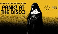 Panic! At The Disco: Pray for the Wicked Tour w/ A R I Z O N A, Hayley Kiyoko tickets at Target Center in Minneapolis