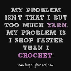 This is me with any and all craft supplies!!!!