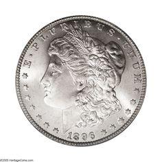 1896-O $1 MS66 PCGS
