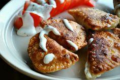 Crispy and simple pierogi |VeganSandra - tasty, cheap and easy vegan recipes by Sandra Vungi