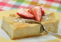 Bread Pudding Recipe - With 1 whole cup of brandy, this recipe is definitely for grownups  #ImperialSugar #MothersDay