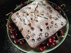 Sweet Cookies, Cake Cookies, Sweet Treats, Cherry Desserts, Cherry Cake, Hungarian Recipes, Italian Recipes, Strawberry Upside Down Cake, Cake Recipes