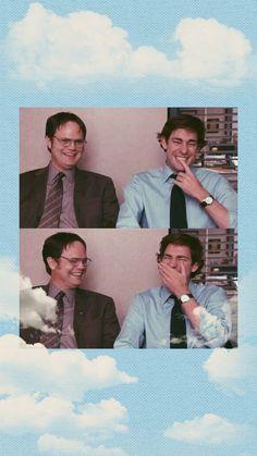 Jim and Dwight#dwight #jim