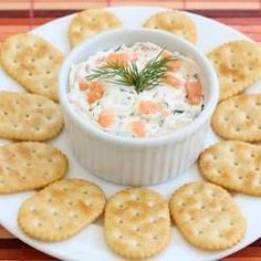 Cold Smoked Salmon Spread from Town House(R) - Allrecipes.com