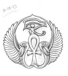 "Képtalálat a következőre: ""anubis tattoo designs"" Ankh Tattoo, Anubis Tattoo, Horus Tattoo, Tattoo Ink, Kunst Tattoos, Body Art Tattoos, Sleeve Tattoos, Owl Tattoos, Fish Tattoos"