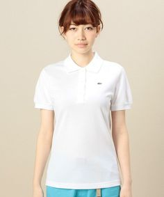 BYBC LACOSTE ピケポロシャツ