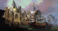 The Traders by FerdinandLadera on DeviantArt