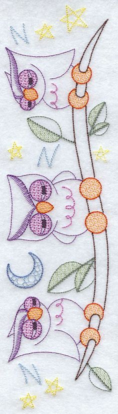Machine Embroidery Designs at Embroidery Library! - Color Change - E9855